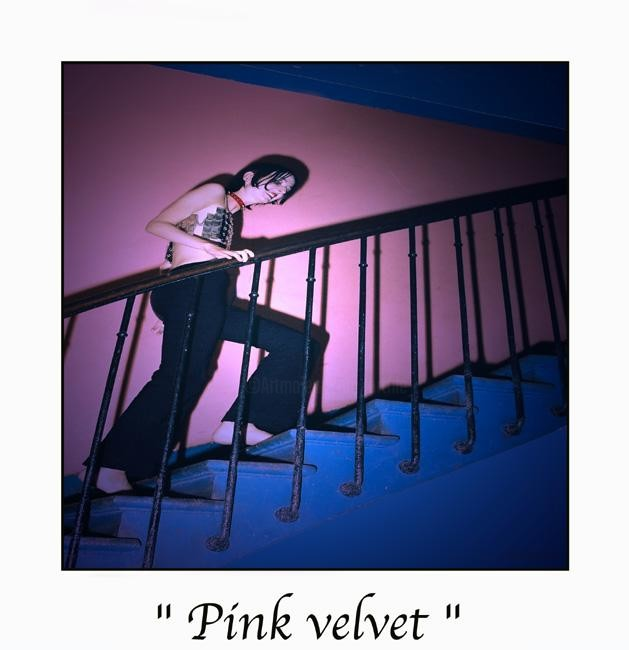 Marc Acquaviva - Pink Velvet