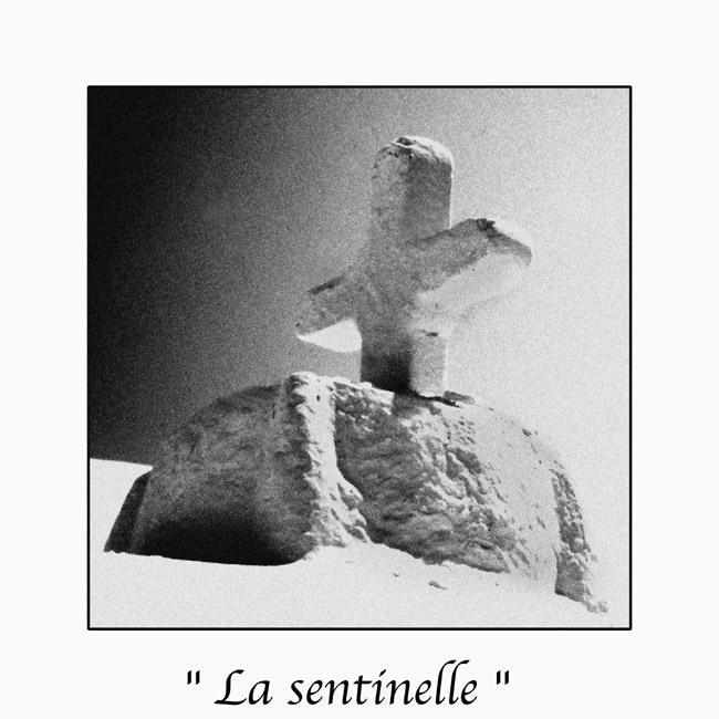 Marc Acquaviva - La sentinelle