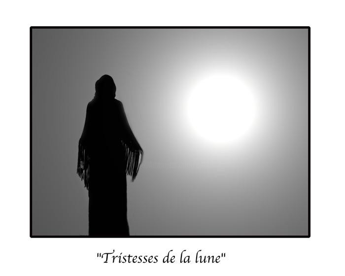 Marc Acquaviva - Tristesses de la lune
