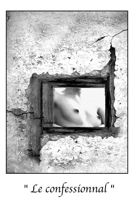 Marc Acquaviva - Le confessionnal