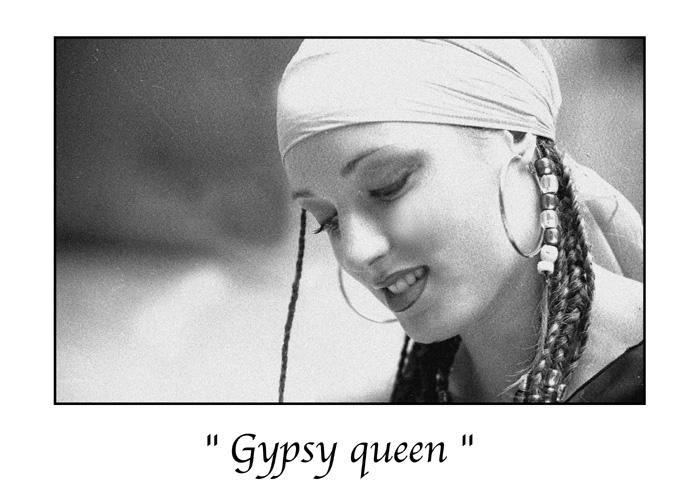 Marc Acquaviva - Gypsy queen