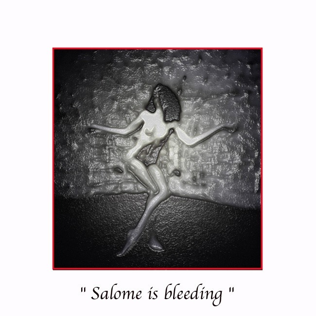 Marc Acquaviva - Salome is bleeding
