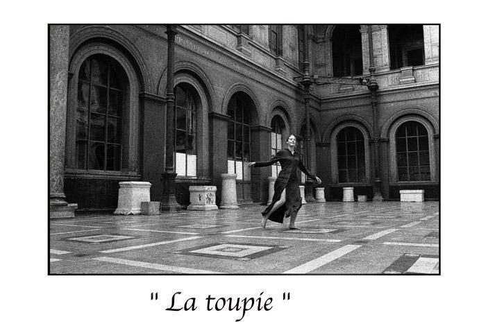 Marc Acquaviva - La toupie (chapitre trois )