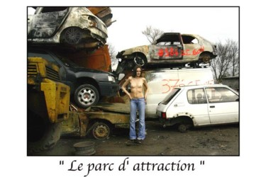 Le parc d'attraction