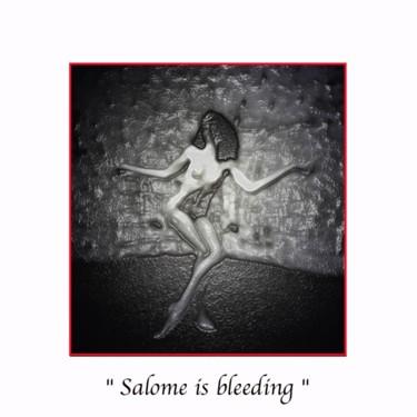 Salome is bleeding