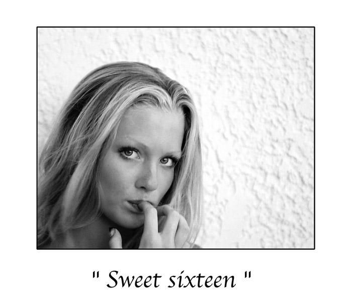 Marc Acquaviva - Sweet sixteen