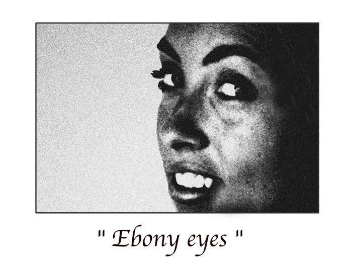 Marc Acquaviva - Ebony eyes