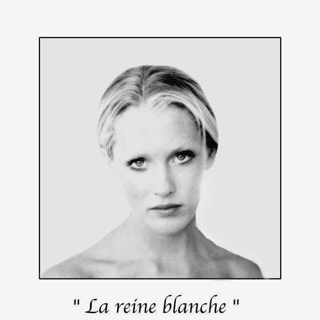 Marc Acquaviva - La reine blanche