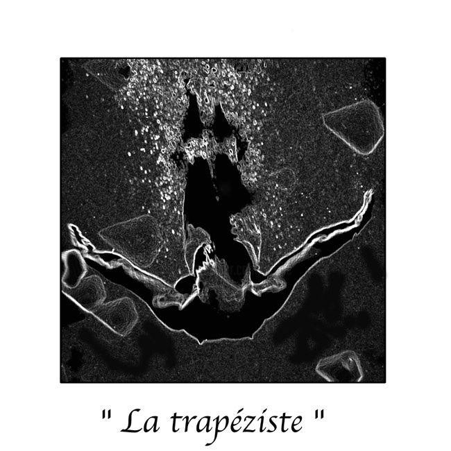 Marc Acquaviva - La trapéziste