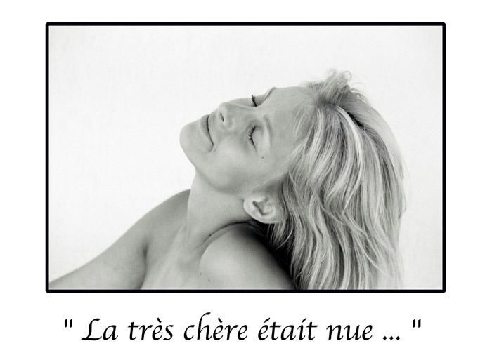 Marc Acquaviva - La très chère était nue...