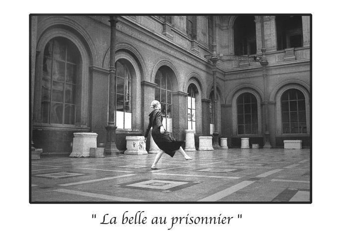 Marc Acquaviva - La belle au prisonnier (chapitre six )