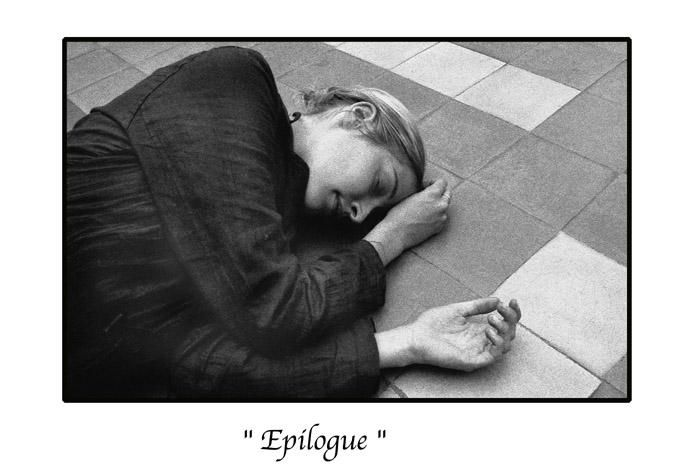 Marc Acquaviva - Epilogue  (chapitre cinq)